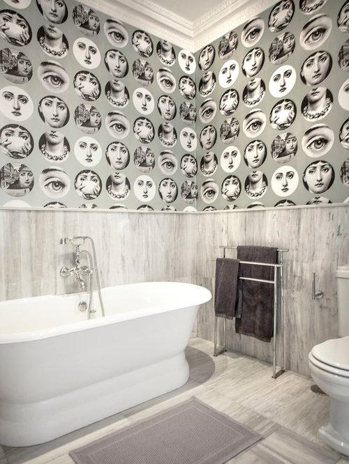 Fotos de cuartos de ba o dise os de cuartos de ba o con for Fotos de cuartos de bano de marmol