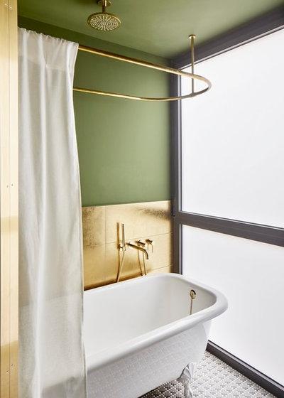 Nórdico Cuarto de baño by Estudio Miriam Barrio