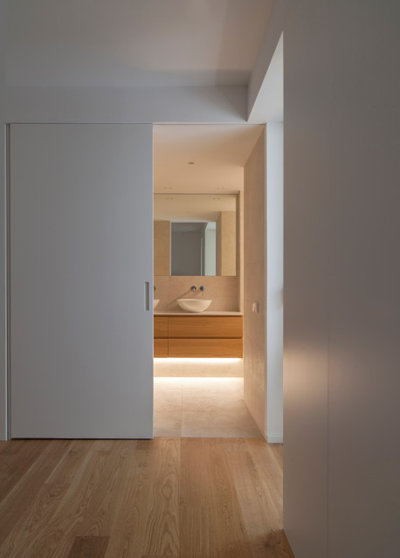 Nórdico Cuarto de baño by CALMA estudio de arquitectura