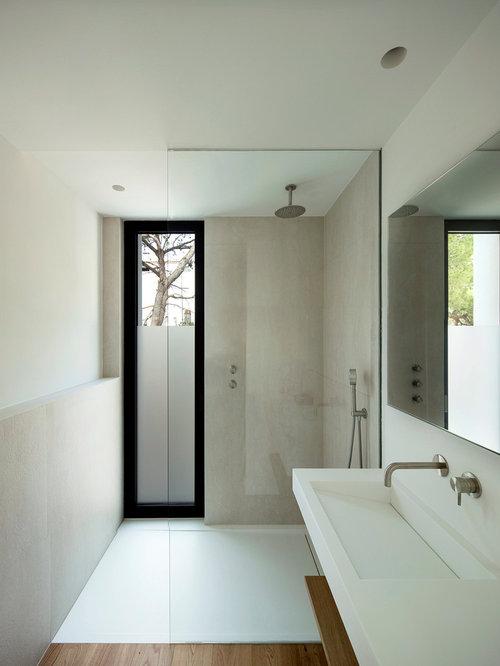 Ideas para cuartos de baño | Fotos de cuartos de baño modernos verdes