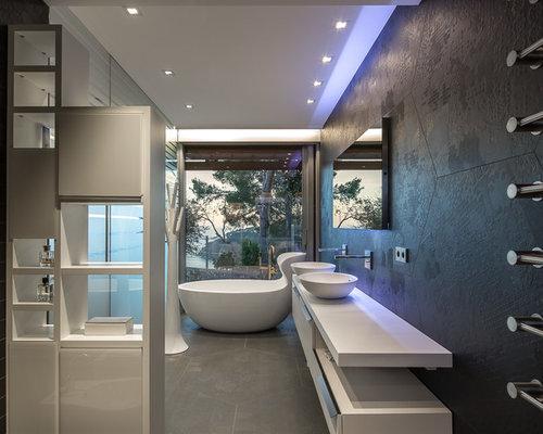 Fotos de cuartos de ba o dise os de cuartos de ba o modernos - Cuartos de bano minimalistas ...