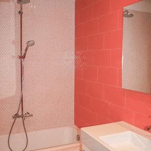 Klassisches Badezimmer in Sonstige