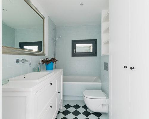 Fotos de ba os dise os de ba os principales for Baldosas cuarto de bano