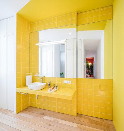 Contemporáneo Cuarto de baño by gon architects