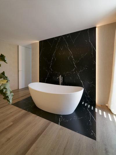 Contemporáneo Cuarto de baño by Casastar Construcciones