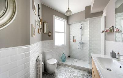 30 minutes pour nettoyer la salle de bains, top chrono !