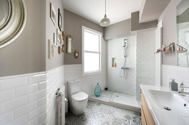 Contemporáneo Cuarto de baño Contemporáneo Cuarto De Baño