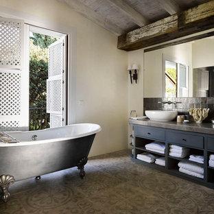 """Cuarto de Baño / Bathroom """"Villa El Cortijo"""". Marbella Club Hotel."""