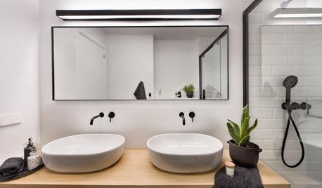 La reforma radical de un baño de 5 m² por 6.000 €