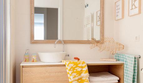 Consejos profesionales a la hora de elegir los muebles del baño