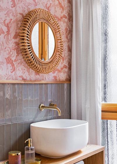 Costero Cuarto de baño by Noe Prades Studio