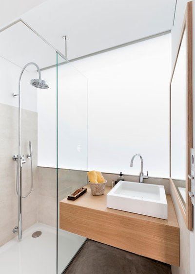 Contemporary Bathroom By Your Architect London
