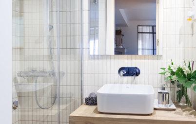 11 baños y aseos pequeños llenos de ideas para tu próxima reforma