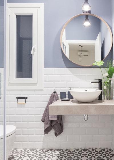 Nórdico Cuarto de baño by Slow & Chic - Fotografía e Interiorismo