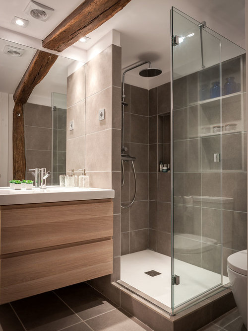 Bathroom design ideas renovations photos with an for Two piece bathroom ideas