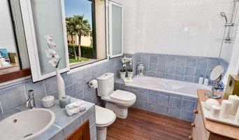 Escenografía y fotografía inmobiliaria