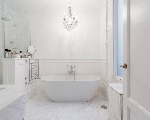 Ideas para cuartos de baño | Fotos de cuartos de baño clásicos