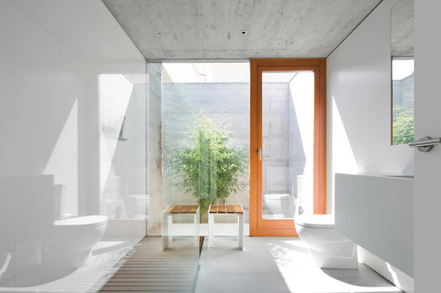 Contemporáneo Cuarto de baño by STUA
