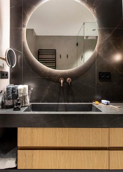 浴室 by GokoStudio