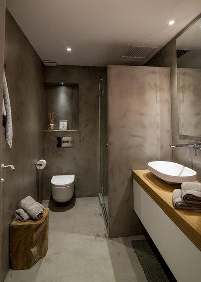 Contemporáneo Cuarto de baño by Clysa