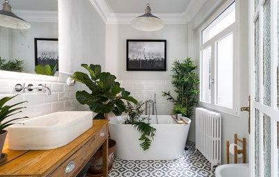 Presupuestos: ¿Cuánto cuesta cambiar el suelo del baño?