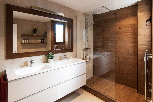 Cuarto de baño by ACGP arquitectura