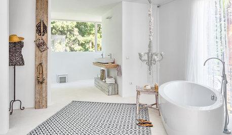9 detalles decorativos que harán de tu baño un lugar perfecto