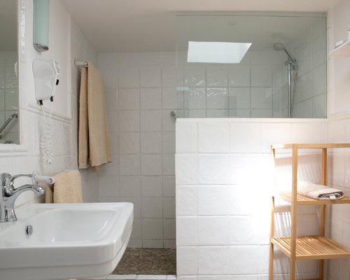 Salle de bain avec un lavabo de ferme Espagne : Photos et idées ...