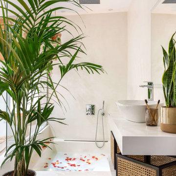 "Baño ""Loft en Bali"""