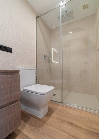 Contemporáneo Cuarto de baño by Lara Villaverde