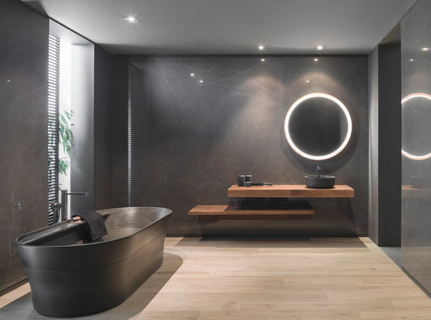 Moderno Cuarto de baño Moderno Cuarto De Baño