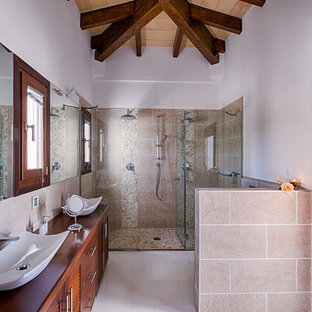Ideas para cuartos de baño | Fotos de cuartos de baño rústicos