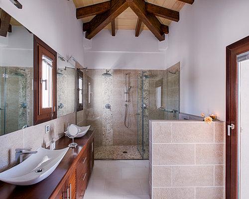 Fotos de cuartos de ba o dise os de cuartos de ba o r sticos - Cuartos de bano con ducha fotos ...
