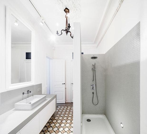 Contemporáneo Cuarto de baño by DS Architecture and Design