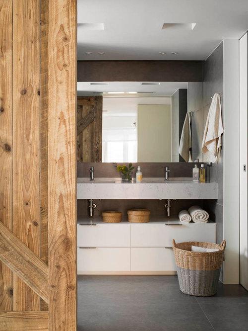 Ideas para cuartos de ba o fotos de cuartos de ba o r sticos - Cuartos de bano rusticos de obra ...