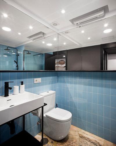 Contemporáneo Cuarto de baño by Farnsworth Estudio de Arquitectura