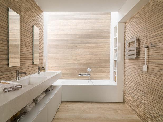 Contemporary Bathroom by Noken - PORCELANOSA Grupo