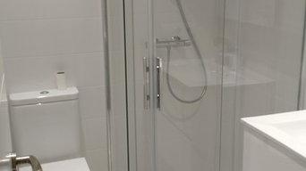 Reforma baños vivienda Donostia