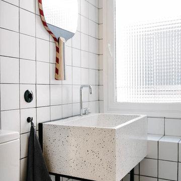 Reforma baños zona Chamberí