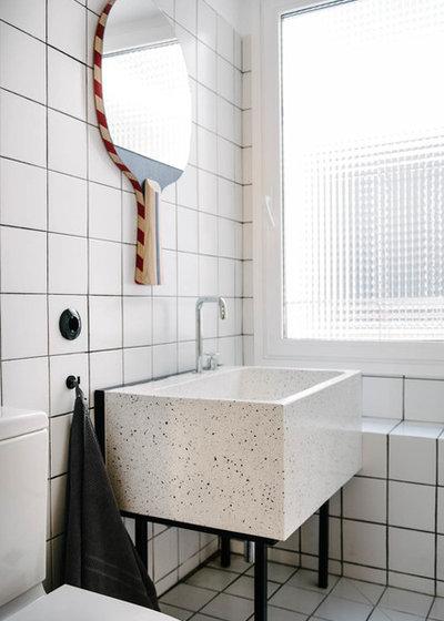 Contemporáneo Cuarto de baño by Nimú