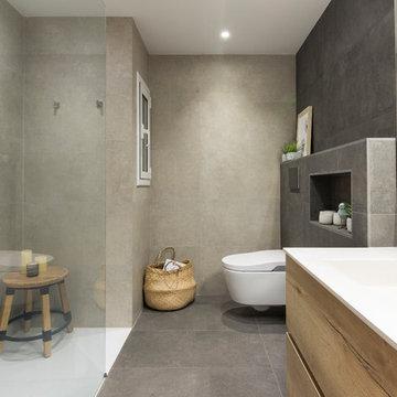 Reforma de baño en  Horta-Guinardó