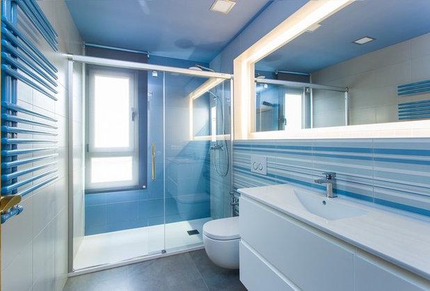 Costero Cuarto de baño by Lautoka Urbana - Reformas y Diseño de espacios
