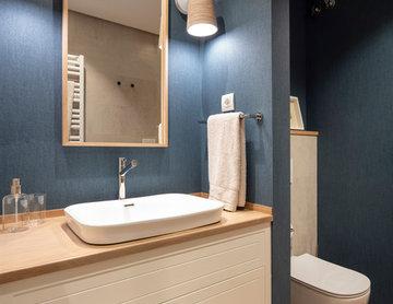 Reforma integral de vivienda en Bilbao: dormitorios y baños