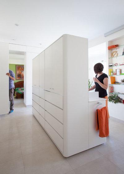 Современный Ванная комната by espacio papel arquitectos