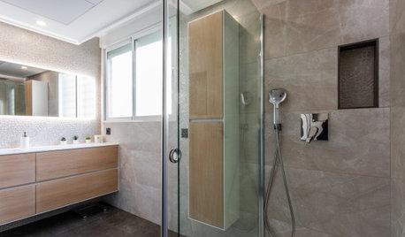¡Menos de 9.000 €!... para un baño práctico y familiar