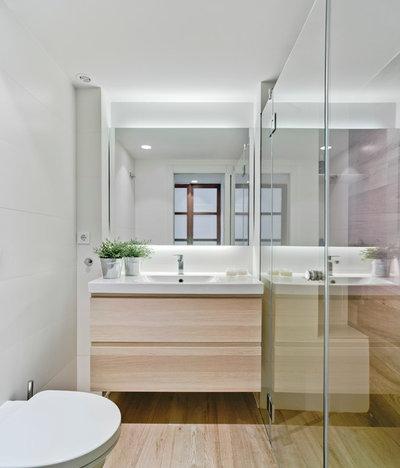 Contemporáneo Cuarto de baño by Alberto García