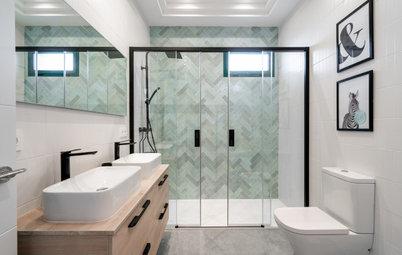 Más vale una imagen…: 30 baños decorados para tu próxima reforma