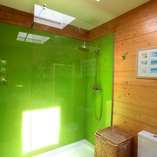 Salle de bain avec un bain japonais Portugal : Photos et idées déco ...