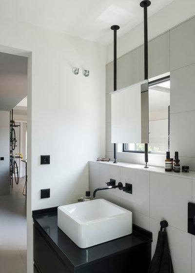 Contemporáneo Cuarto de baño by CaSA - Colombo and Serboli Architecture