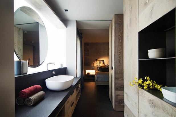 Contemporáneo Cuarto de baño by Coblonal Interiorismo